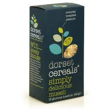 Dorset Simply Delicious Muesli Cereal 12 oz