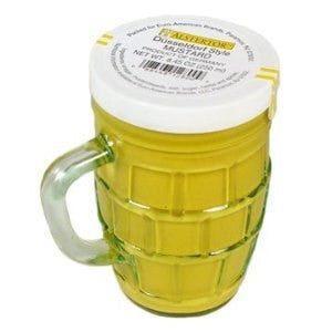 Alstertor Mustard in Beer Mug 8.45oz