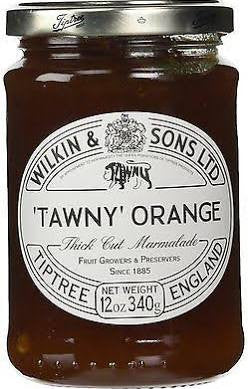Tiptree Marmalade Tawny Orange - 12oz