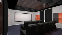 Vicoustic Room Treatment | Brisbane HiFi