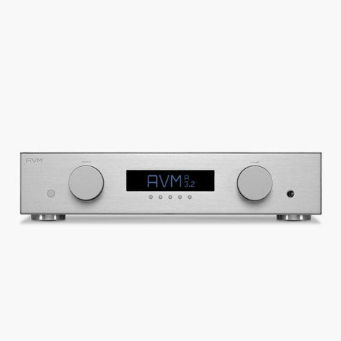 Silver A 3.2 Integrated Amplifier AVM - Brisbane HiFi