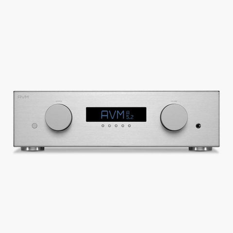 Silver A 5.2 Integrated Amplifier AVM - Brisbane HiFi