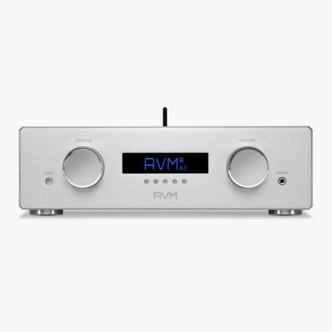 Silver A 8.3 Integrated Amplifier AVM - Brisbane HiFi