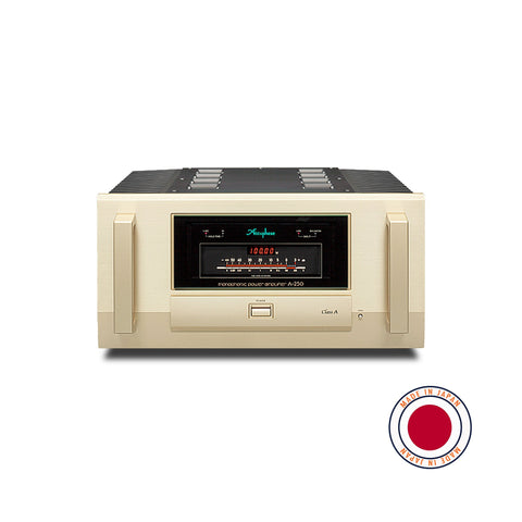 Accuphase A-250 Class-A Monophonic Power Amplifier Accuphase - Brisbane HiFi