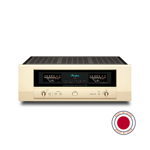 Accuphase A-36 Stereo Power Amplifier Accuphase - Brisbane HiFi