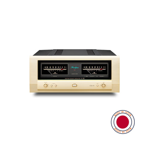 Accuphase A-48 Stereo Power Amplifier Accuphase - Brisbane HiFi