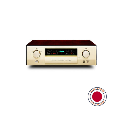 Accuphase C-2850 Stereo Preamplifier Accuphase - Brisbane HiFi