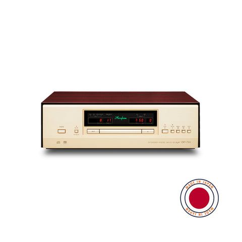 Accuphase DP-750 Precision MDSD SA-CD Player Accuphase - Brisbane HiFi