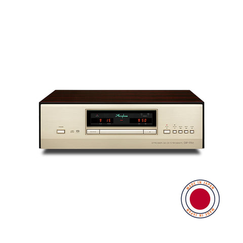 Accuphase DP-950 Precision SA-CD Transport Accuphase - Brisbane HiFi