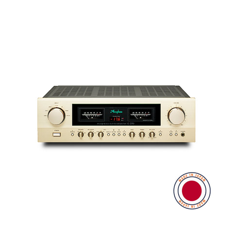 Accuphase E-270 Integrated Stereo Amplifier Accuphase - Brisbane HiFi