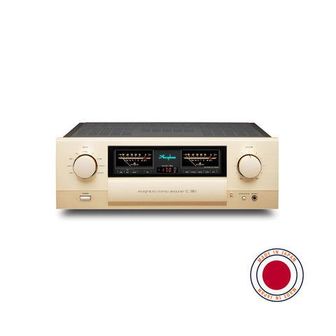 Accuphase E-380 Integrated Stereo Amplifier Accuphase - Brisbane HiFi