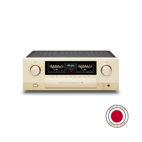 Accuphase E-480 Integrated Amplifier Accuphase - Brisbane HiFi