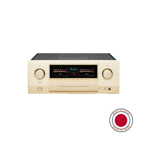 Accuphase E-650  Integrated Stereo Amplifier Accuphase - Brisbane HiFi
