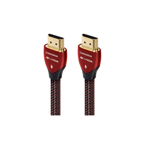 AudioQuest Cinnamon HDMI Cable AudioQuest - Brisbane HiFi
