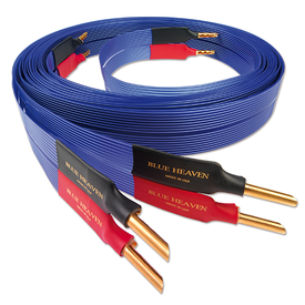Banana / 1m Blue Heaven Speaker Cable Nordost - Brisbane HiFi