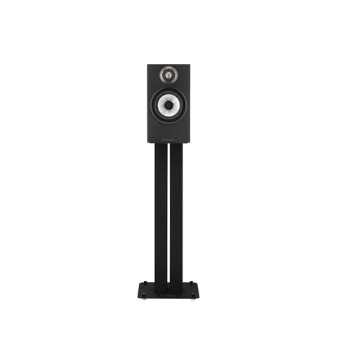 Black B&W 607 Bookshelf Speakers Bowers & Wilkins - Brisbane HiFi