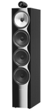 Black B&W 702 S2 Floorstanding Speakers Bowers & Wilkins - Brisbane HiFi