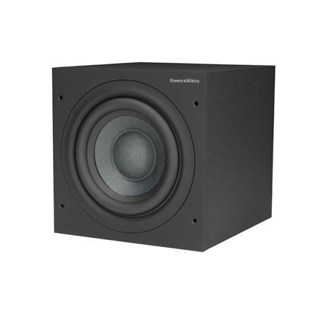 Black Ash B&W ASW608 Active Subwoofer Bowers & Wilkins - Brisbane HiFi