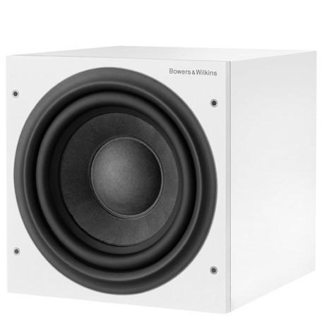 White B&W ASW610 Active Subwoofer Bowers & Wilkins - Brisbane HiFi