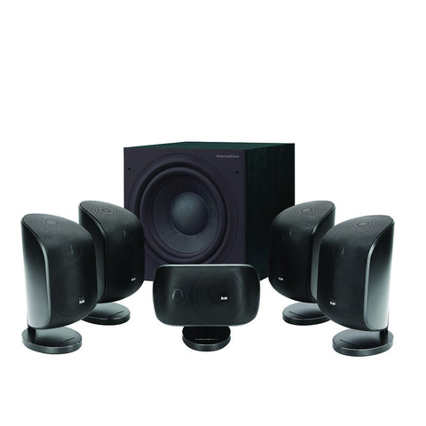 MT-60D / Black B&W M-1 speaker package Bowers & Wilkins - Brisbane HiFi