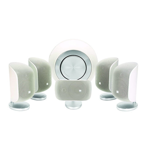 MT-60D / White B&W M-1 speaker package Bowers & Wilkins - Brisbane HiFi