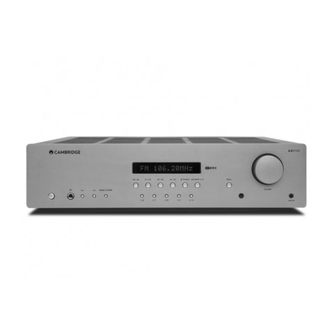 Cambridge Audio AXR100 FM/AM Stereo Receiver Cambridge Audio - Brisbane HiFi