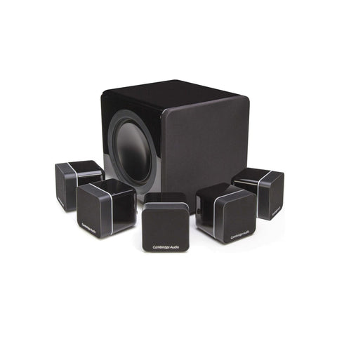 Cambridge Audio Minx S215 5.1 Surround Sound Speaker Pack Cambridge Audio - Brisbane HiFi