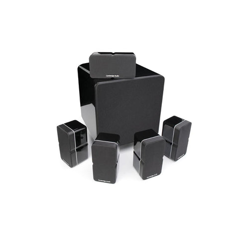 Cambridge Audio Minx S325 5.1 Surround Sound Speaker Pack Cambridge Audio - Brisbane HiFi