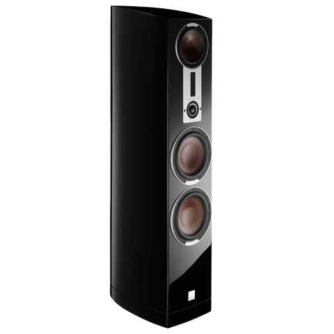 Black DALI Epicon 8 Floorstanding Speakers DALI - Brisbane HiFi