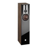 Light Walnut DALI Opticon 5 Floorstanding Speakers DALI - Brisbane HiFi