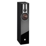 Black DALI Opticon 5 Floorstanding Speakers DALI - Brisbane HiFi