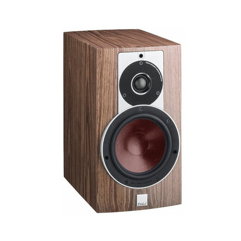 Walnut DALI Rubicon 2 Bookshelf Speakers DALI - Brisbane HiFi