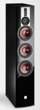Black DALI Rubicon 8 Floorstanding Speakers DALI - Brisbane HiFi