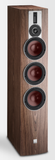 Walnut DALI Rubicon 8 Floorstanding Speakers DALI - Brisbane HiFi