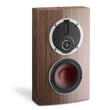 Walnut DALI Rubicon LCR Wall Speaker DALI - Brisbane HiFi