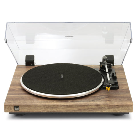 Wood Look Dual CS-458 Turntable Dual - Brisbane HiFi