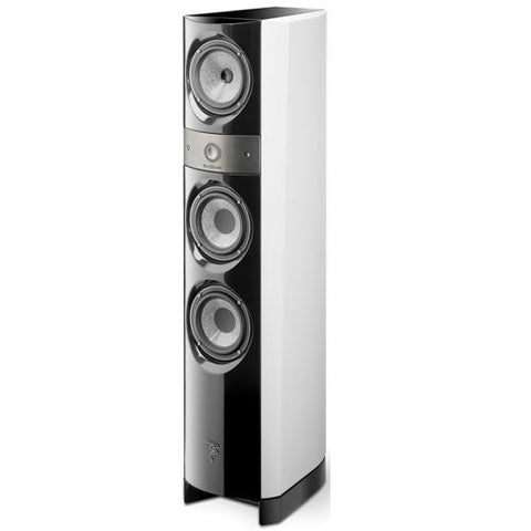 Focal 1028Be White (ex-display) Focal - Brisbane HiFi