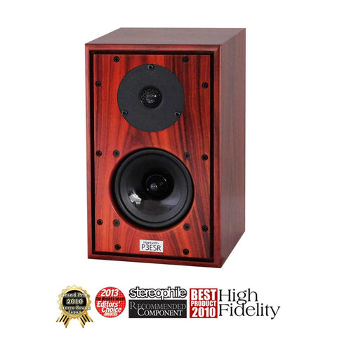 P3ESR XD NEW 2-way sealed: Rosewood Harbeth P3ESR Standmount Speakers Harbeth - Brisbane HiFi