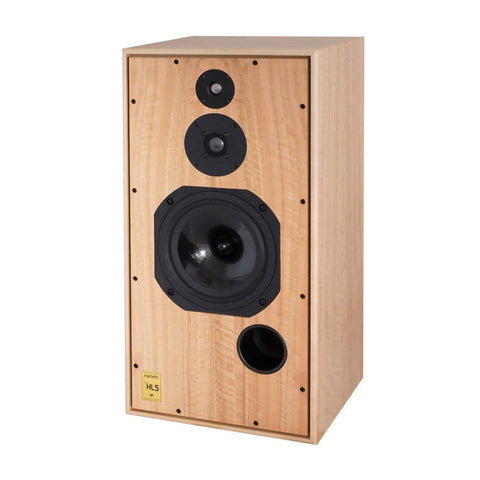 40.3 XD NEW 3-way vented: Exotic Ash Harbeth Super HL5 plus Standmount Speakers Harbeth - Brisbane HiFi