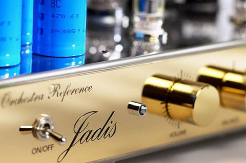 Jadis Orchestra Reference Integrated Amplifiers Jadis - Brisbane HiFi