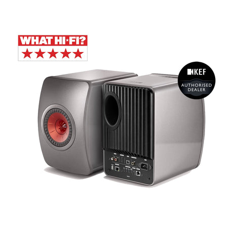 KEF LS50 Wireless KEF - Brisbane HiFi