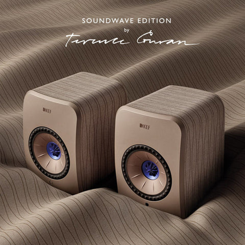 KEF LSX SOUNDWAVE EDITION KEF - Brisbane HiFi