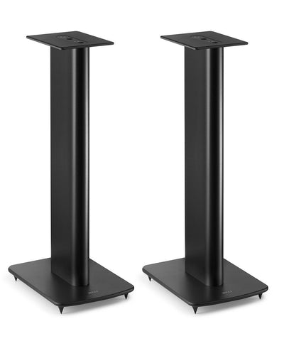 Black KEF Performance Stands for LS50/LS50 Wireless KEF - Brisbane HiFi