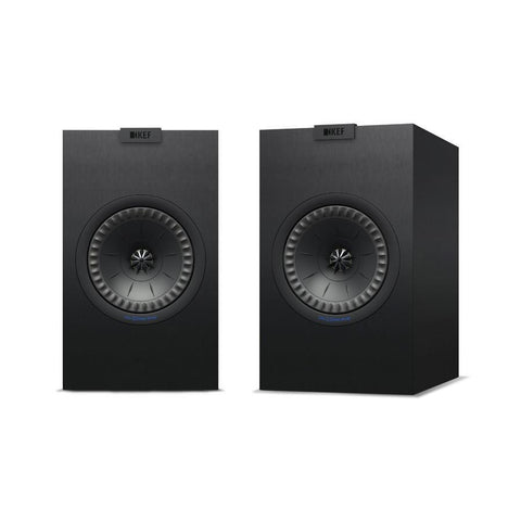 Black KEF Q150 Bookshelf Speaker KEF - Brisbane HiFi
