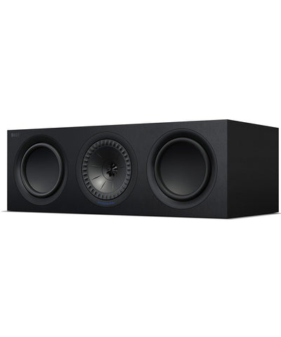 Black KEF Q650 Centre Speaker KEF - Brisbane HiFi