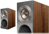 Walnut KEF Reference 1 Bookshelf Speakers KEF - Brisbane HiFi