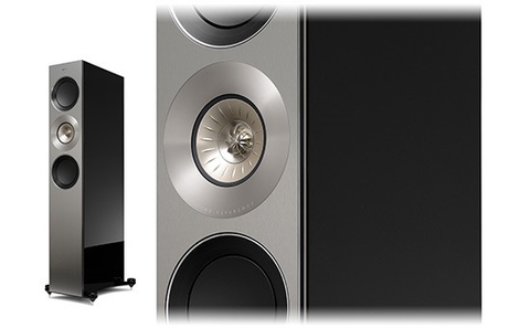 Piano Black KEF Reference 3 Floorstanding Speakers KEF - Brisbane HiFi