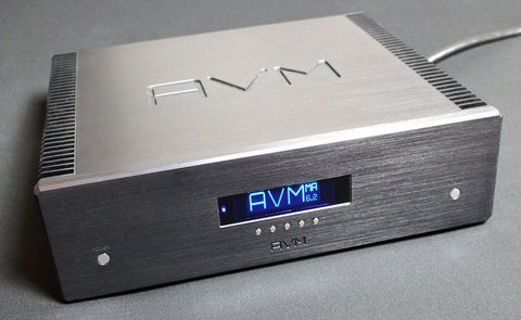 MA 6.2 Mono Power Amplifier AVM - Brisbane HiFi