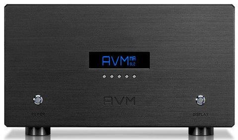 MA 8.2 Mono Power Amplifier AVM - Brisbane HiFi