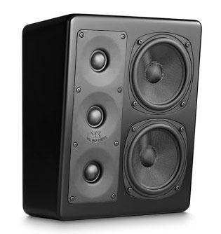 Black MP150II On-Wall Speaker M&K Sound - Brisbane HiFi